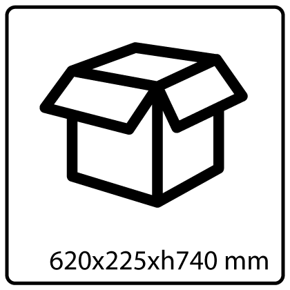 740x620x255