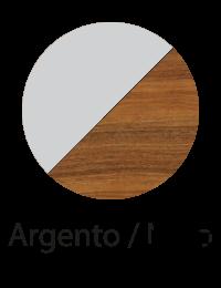 Argento / Accessori legno