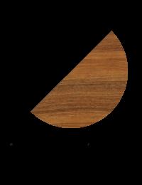 Nero / Accessori legno